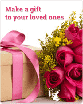 Make a gift to your loved ones