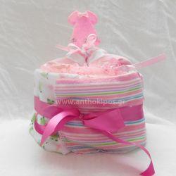 Τούρτα για μωρό (κοριτσάκι)