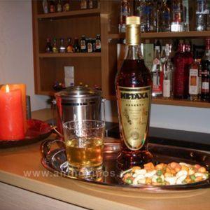 Ποτό Φιάλι Metaxa 7 Αστέρια Κονιάκ