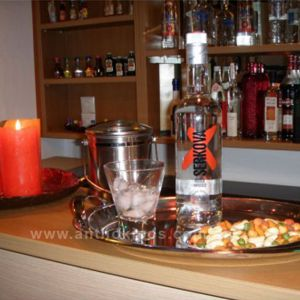 Ποτό Φιάλι Βότκα Serkova (700ml)
