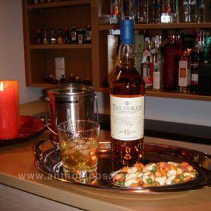 Ποτό Φιάλι Ουίσκι Talisker 10Years (700ml)