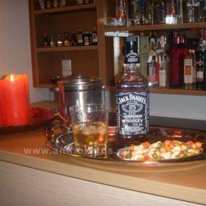 Ποτό Φιάλι Ουίσκι Jack Daniels (700ml)