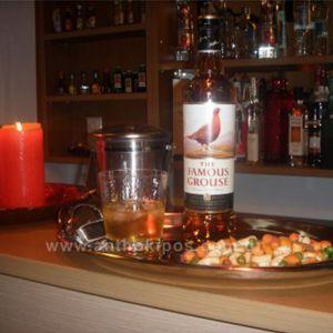 Ποτό Φιάλι Ουίσκι The Famous Grouse (700ml)