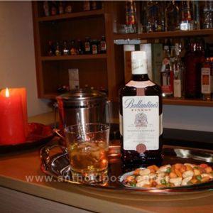 Ποτό Φιάλι Ουίσκι Ballantines (700ml)