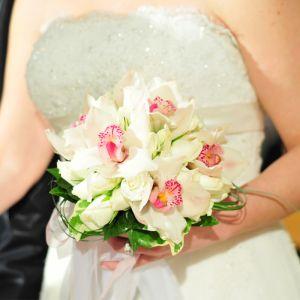 Nυφική Aνθοδέσμη-Μπουκέτο Γάμου