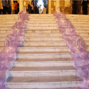 Στολισμός Εκκλησίας Γάμου 'Εξω