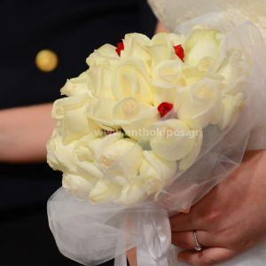 Nυφική Ανθοδέσμη - Μπουκέτο Γάμου