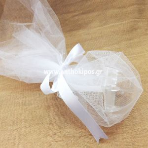 Wedding Favors, unique wedding favor with umbrella and tulle
