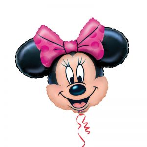 Balloon Minnie Mouse