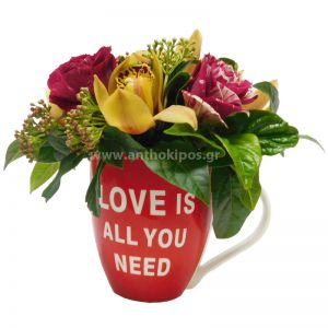 The mug of love